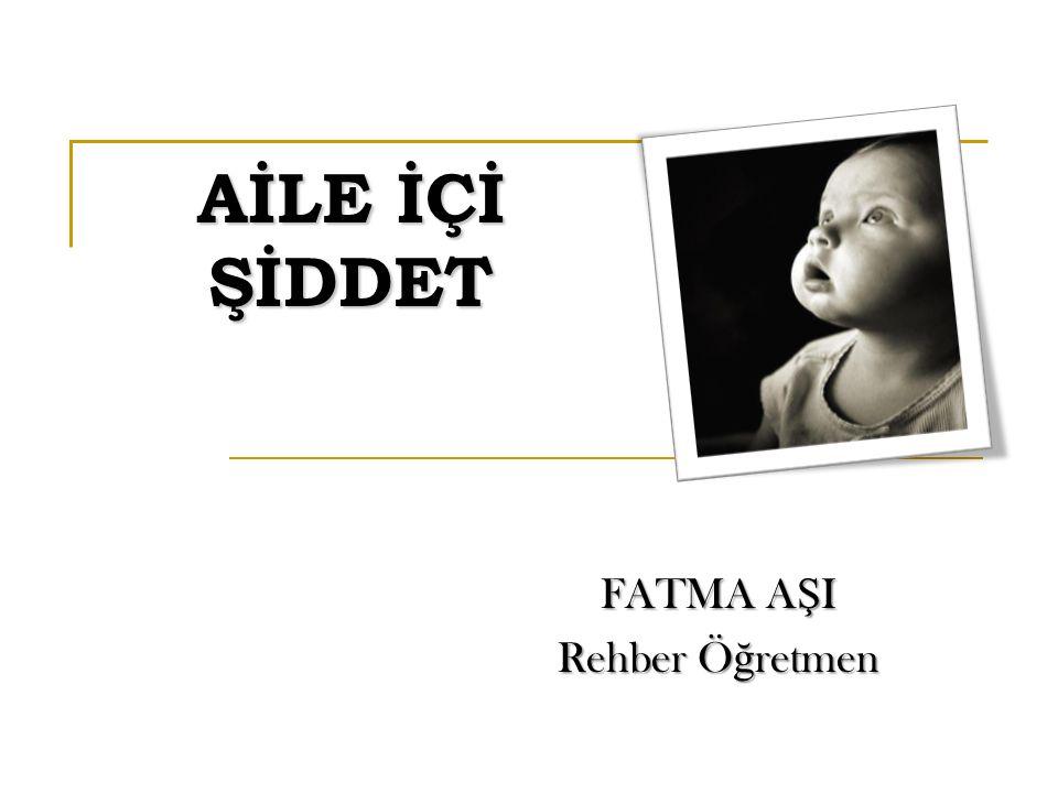 FATMA AŞI Rehber Öğretmen