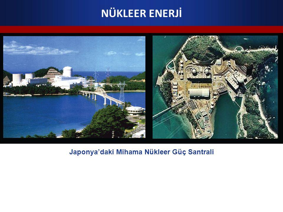 Japonya'daki Mihama Nükleer Güç Santrali