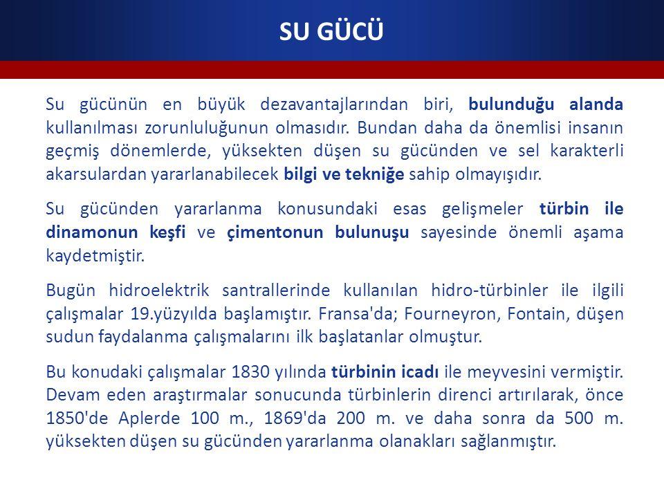SU GÜCÜ