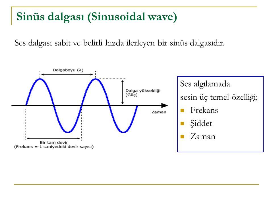 Sinüs dalgası (Sinusoidal wave)