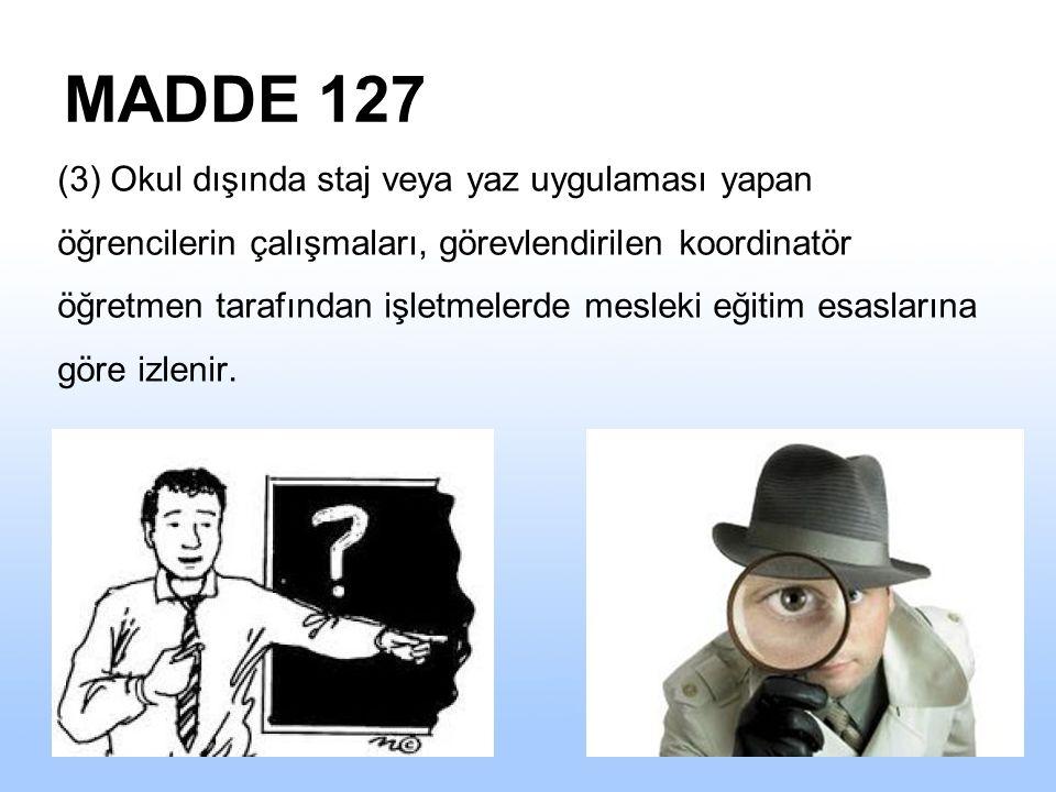 MADDE 127