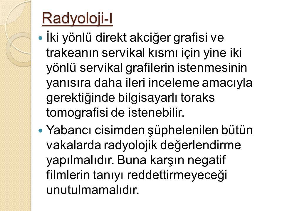 Radyoloji-I