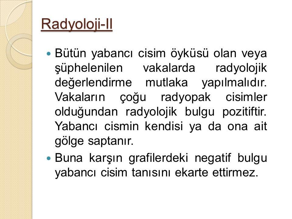 Radyoloji-II