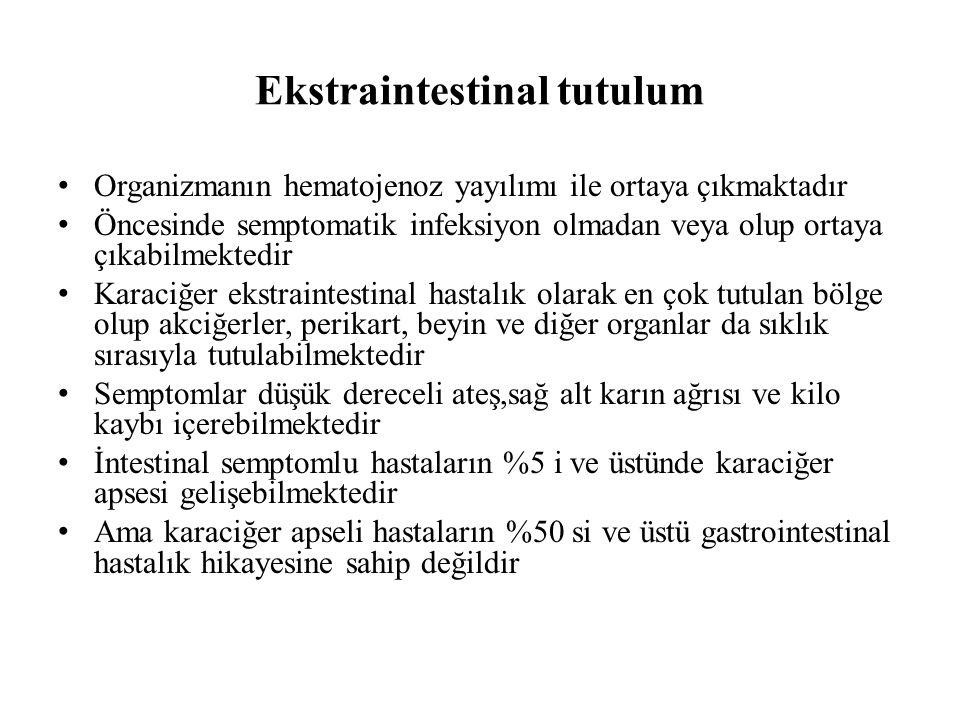 Ekstraintestinal tutulum