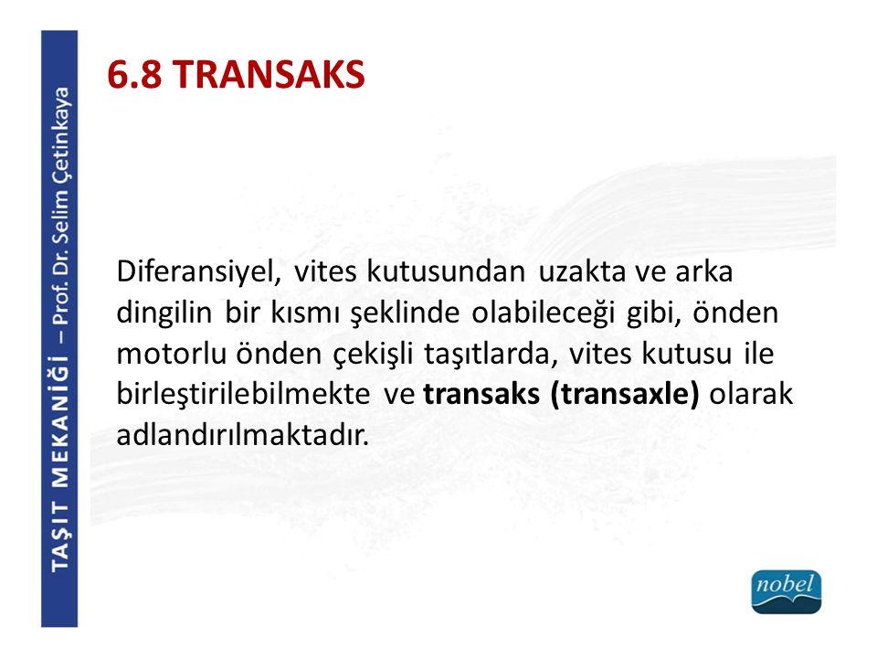 6.8 TRANSAKS