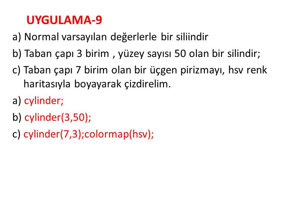 UYGULAMA-9
