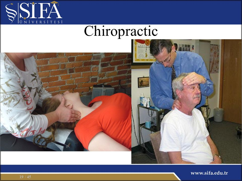 Chiropractic / 45