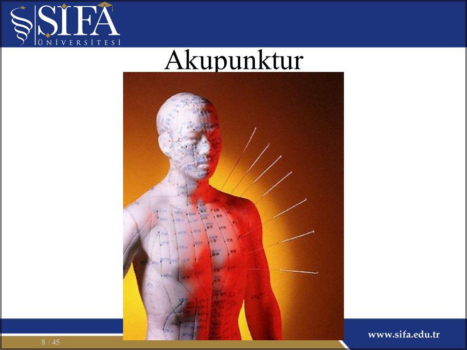 Akupunktur / 45