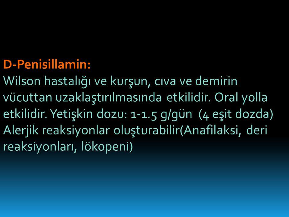 D-Penisillamin: