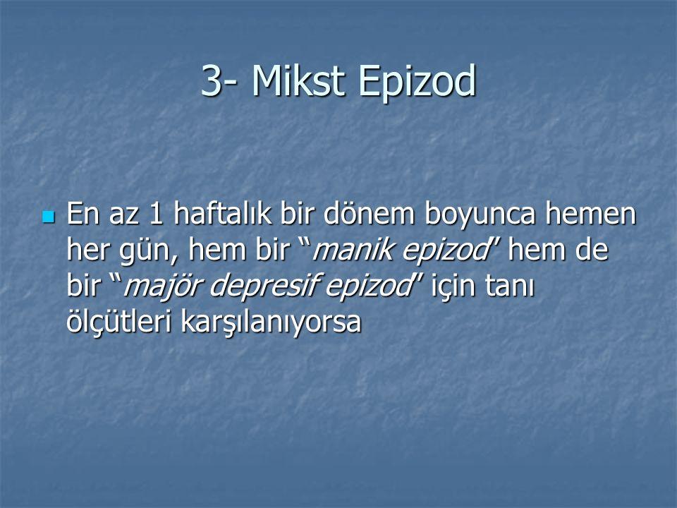 3- Mikst Epizod