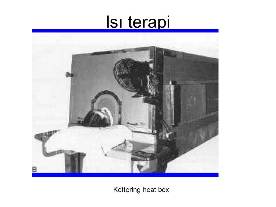 Isı terapi Kettering heat box