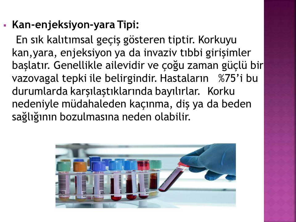 Kan-enjeksiyon-yara Tipi: