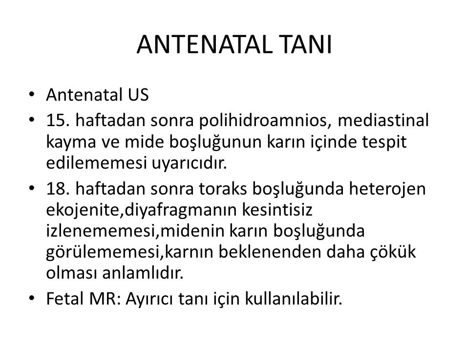 ANTENATAL TANI Antenatal US