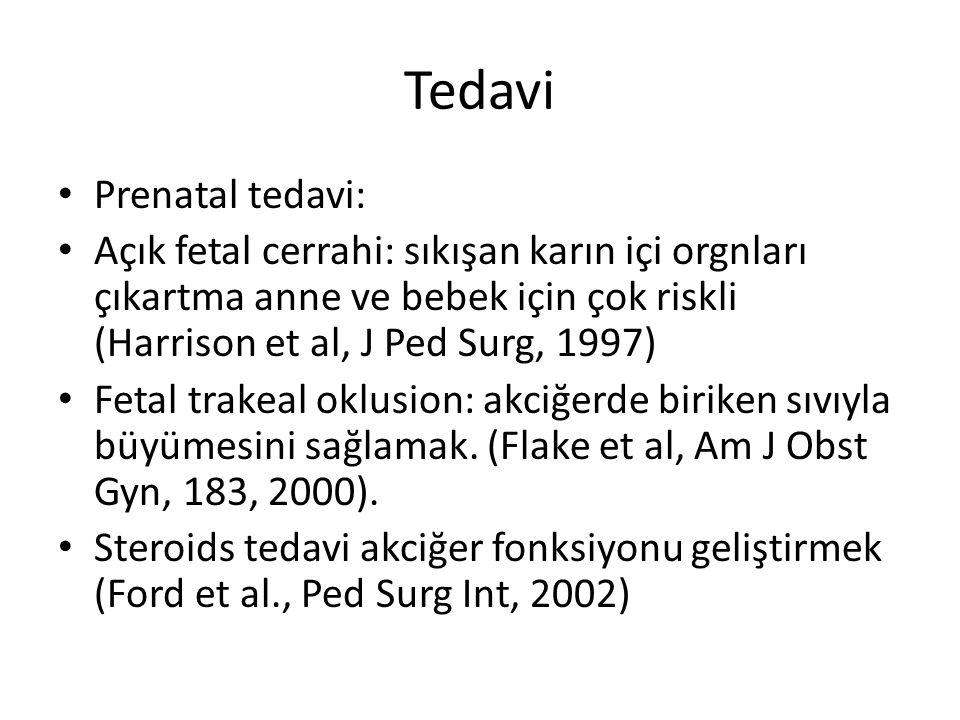 Tedavi Prenatal tedavi: