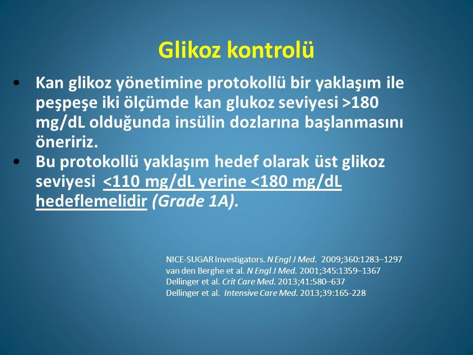 Glikoz kontrolü