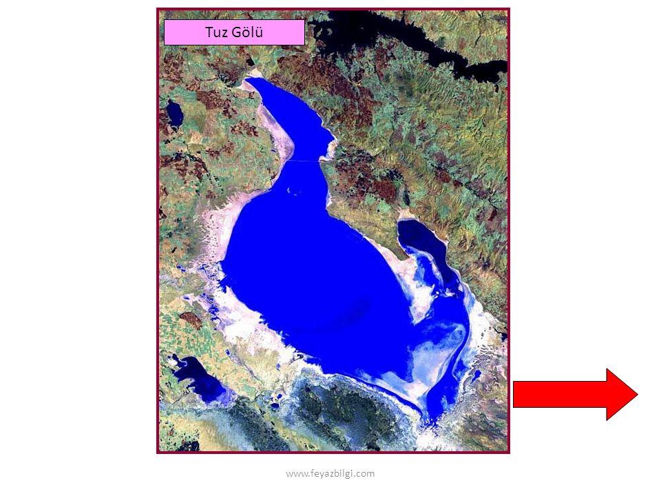 Tuz Gölü www.feyazbilgi.com