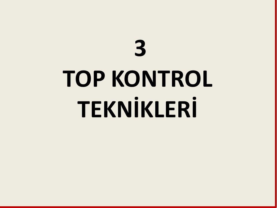 TOP KONTROL TEKNİKLERİ
