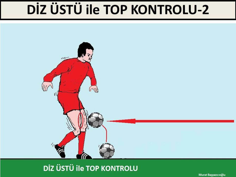 DİZ ÜSTÜ ile TOP KONTROLU-2
