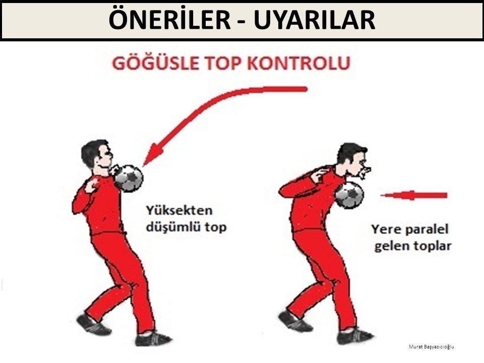 ÖNERİLER - UYARILAR Murat Başyazıcıoğlu