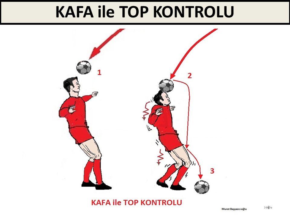 KAFA ile TOP KONTROLU Murat Başyazıcıoğlu