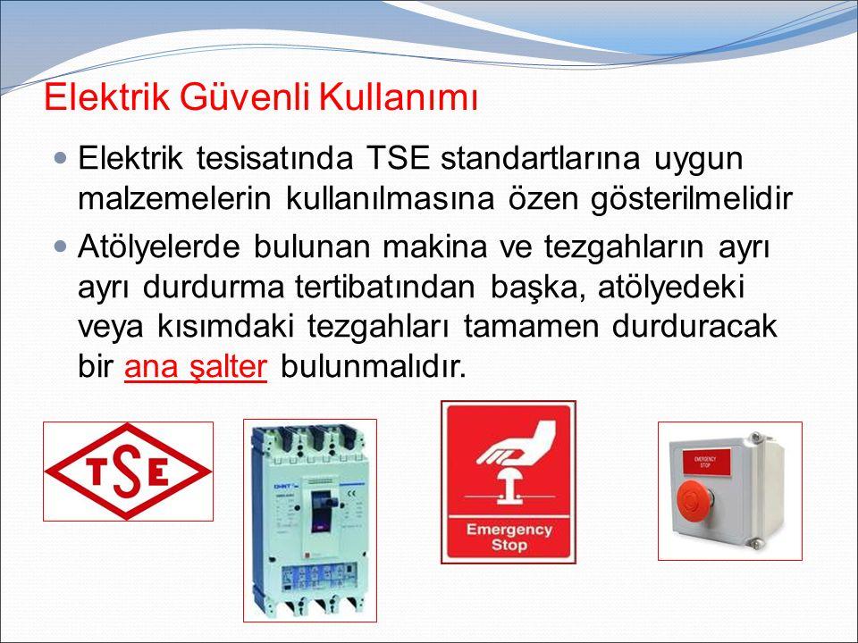 Elektrik Güvenli Kullanımı