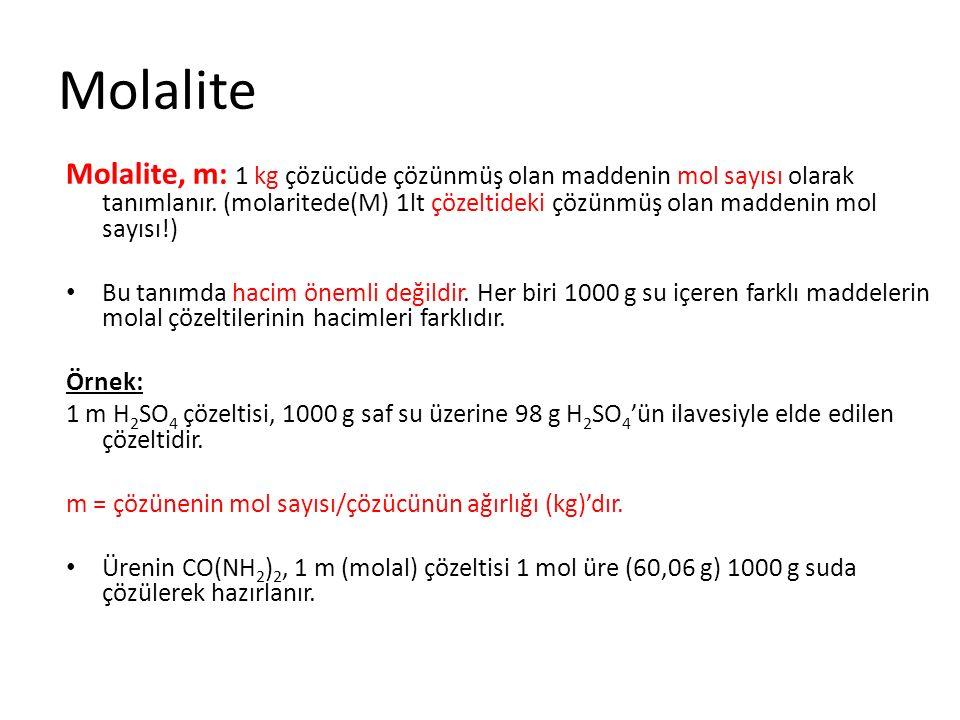 Molalite