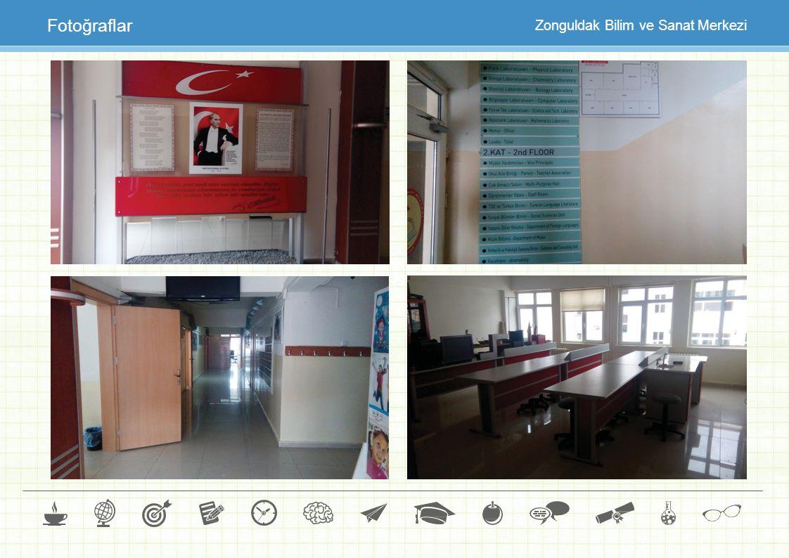 Fotoğraflar Zonguldak Bilim ve Sanat Merkezi