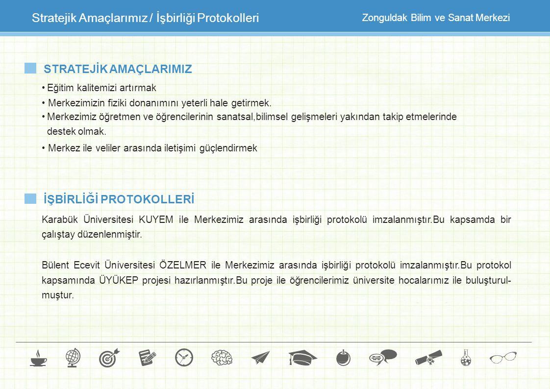 Stratejik Amaçlarımız / İşbirliği Protokolleri