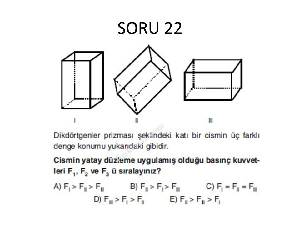 SORU 22