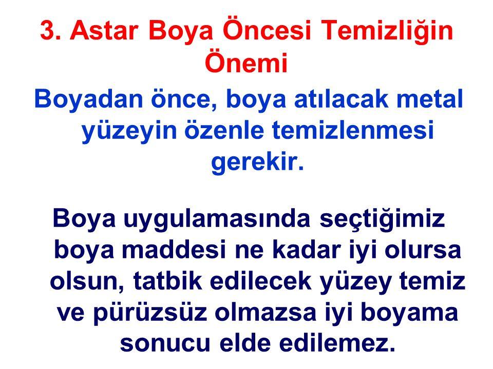 3. Astar Boya Öncesi Temizliğin Önemi