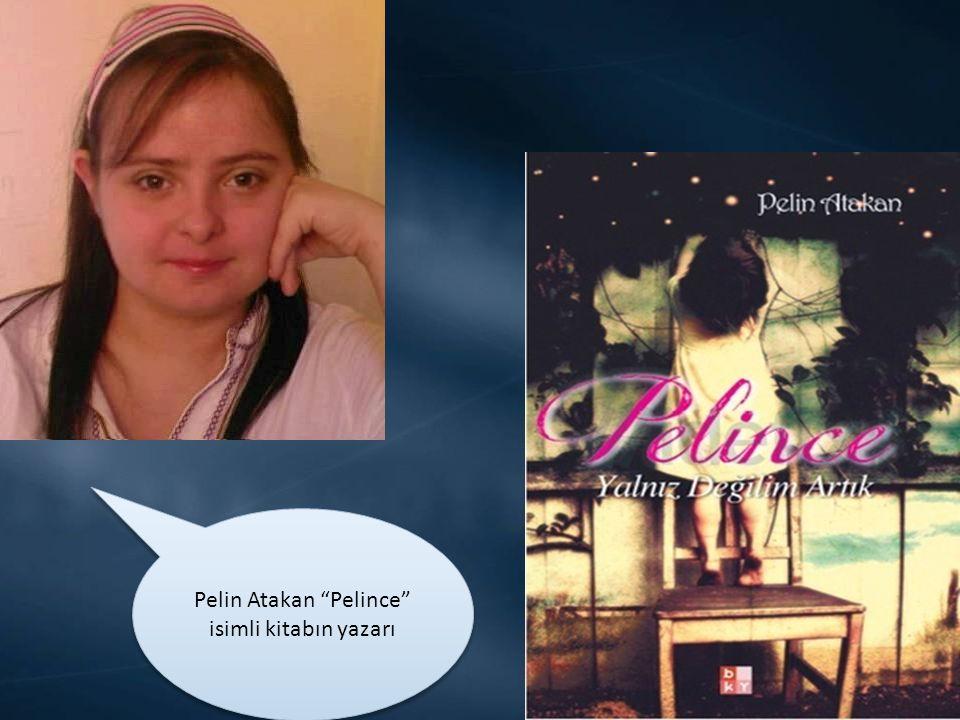 Pelin Atakan Pelince isimli kitabın yazarı
