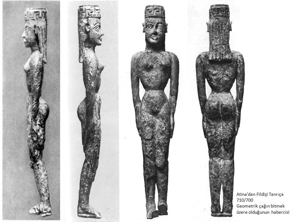 Atina'dan Fildişi Tanrıça