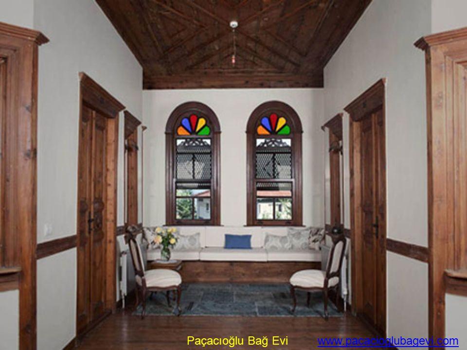 Paçacıoğlu Bağ Evi www.pacacioglubagevi.com