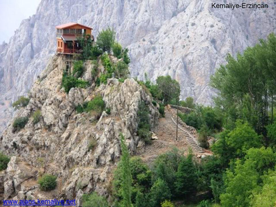 Kemaliye-Erzincan www.ajans.kemaliye.net