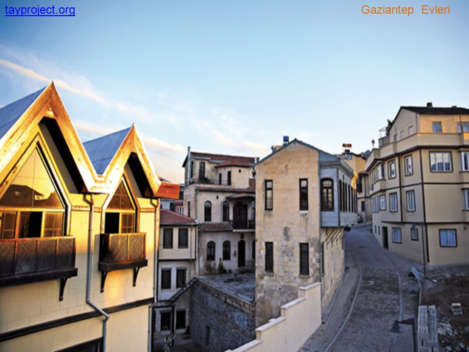Gaziantep Evleri tayproject.org