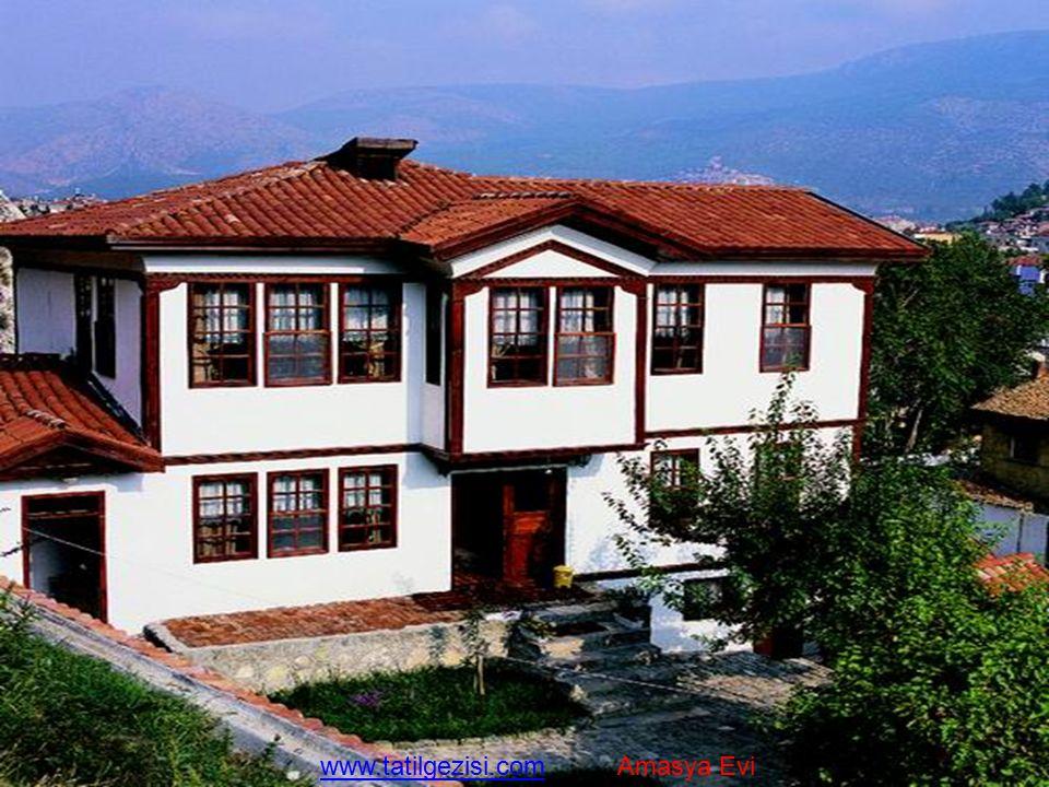 www.tatilgezisi.com Amasya Evi