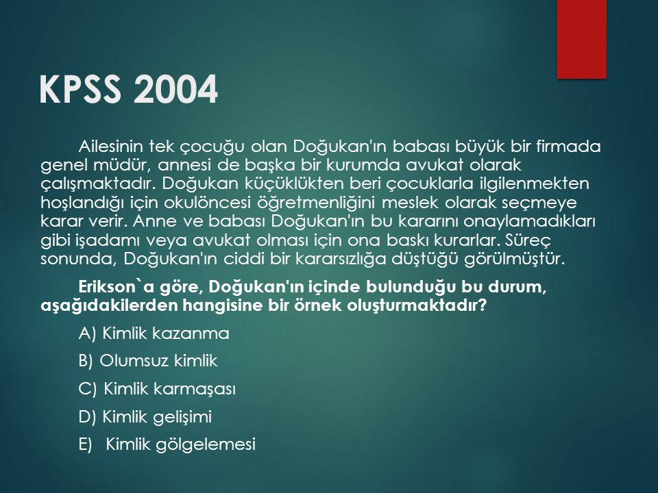 KPSS 2004