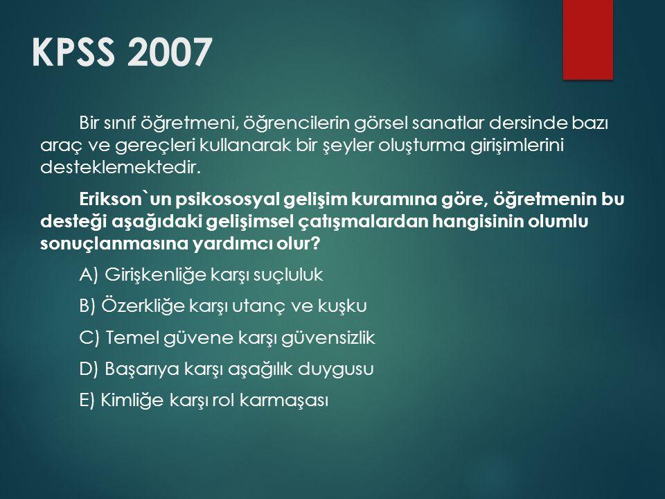 KPSS 2007