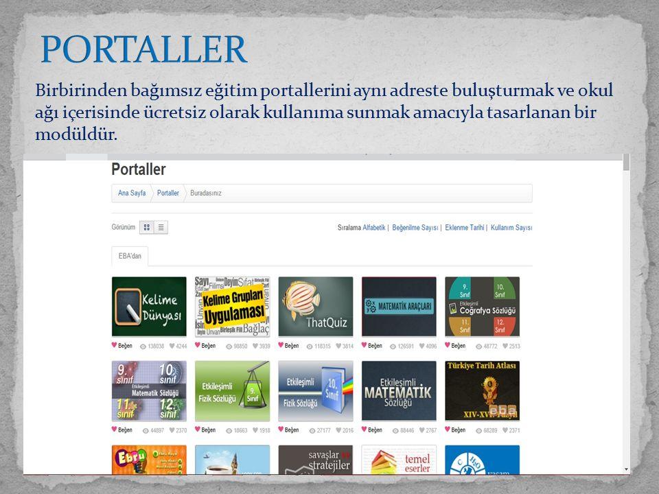 PORTALLER