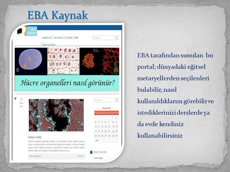 EBA Kaynak