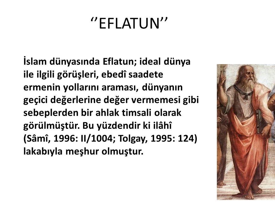 ''EFLATUN''