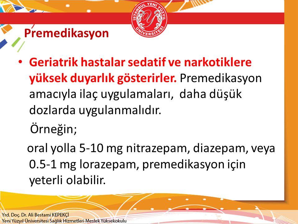 Premedikasyon