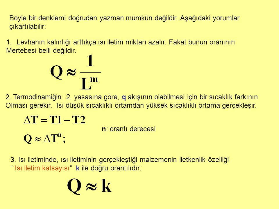 Böyle bir denklemi doğrudan yazman mümkün değildir. Aşağıdaki yorumlar