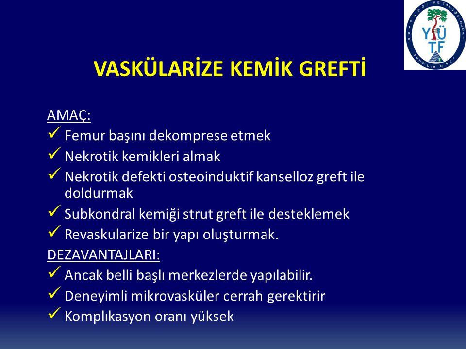 VASKÜLARİZE KEMİK GREFTİ