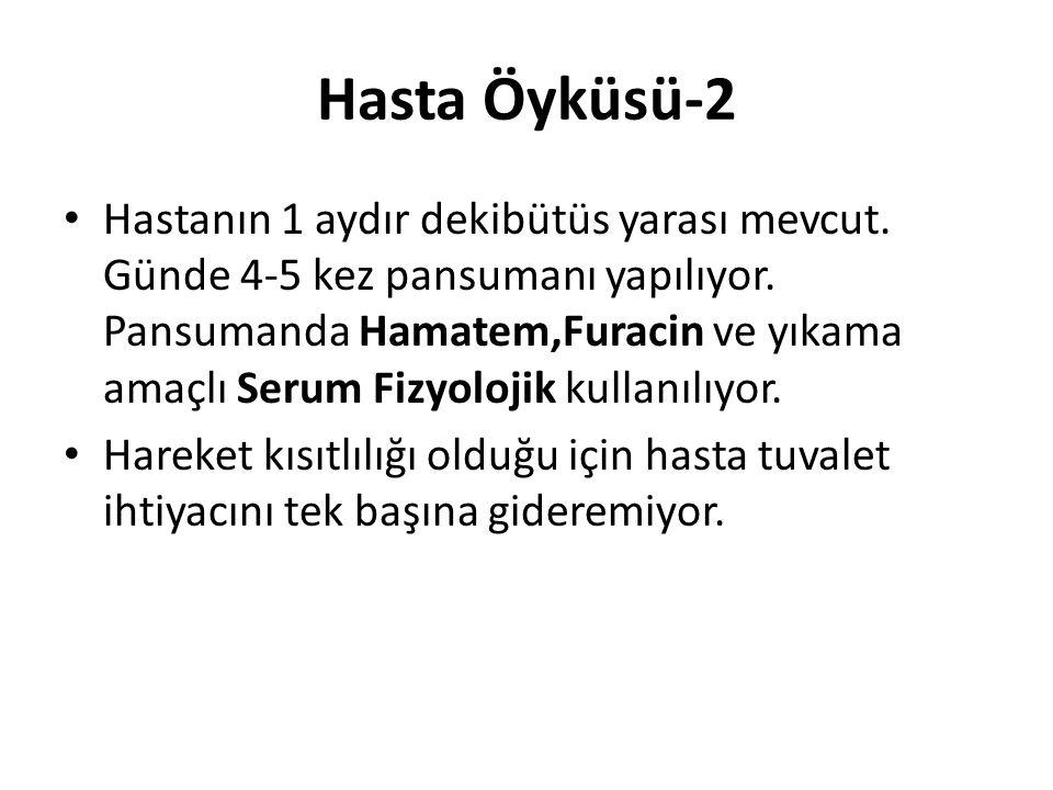 Hasta Öyküsü-2