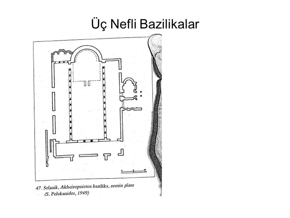 Üç Nefli Bazilikalar