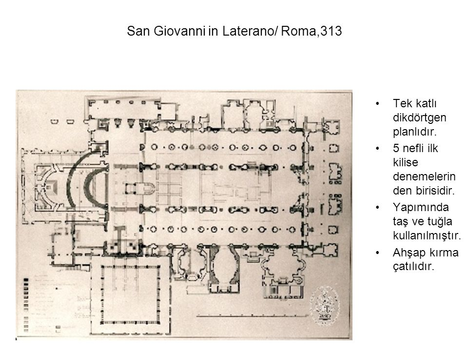 San Giovanni in Laterano/ Roma,313