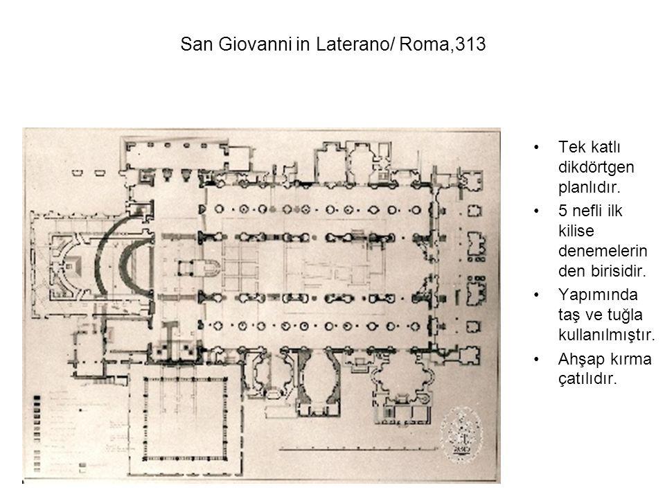San Giovanni in Laterano/ Roma,313