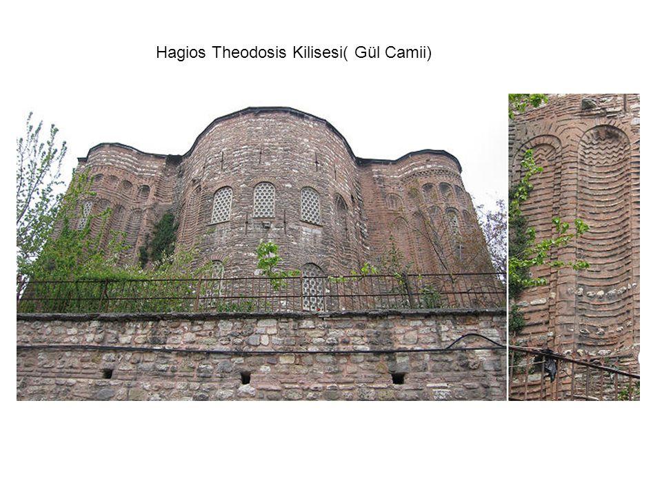 Hagios Theodosis Kilisesi( Gül Camii)