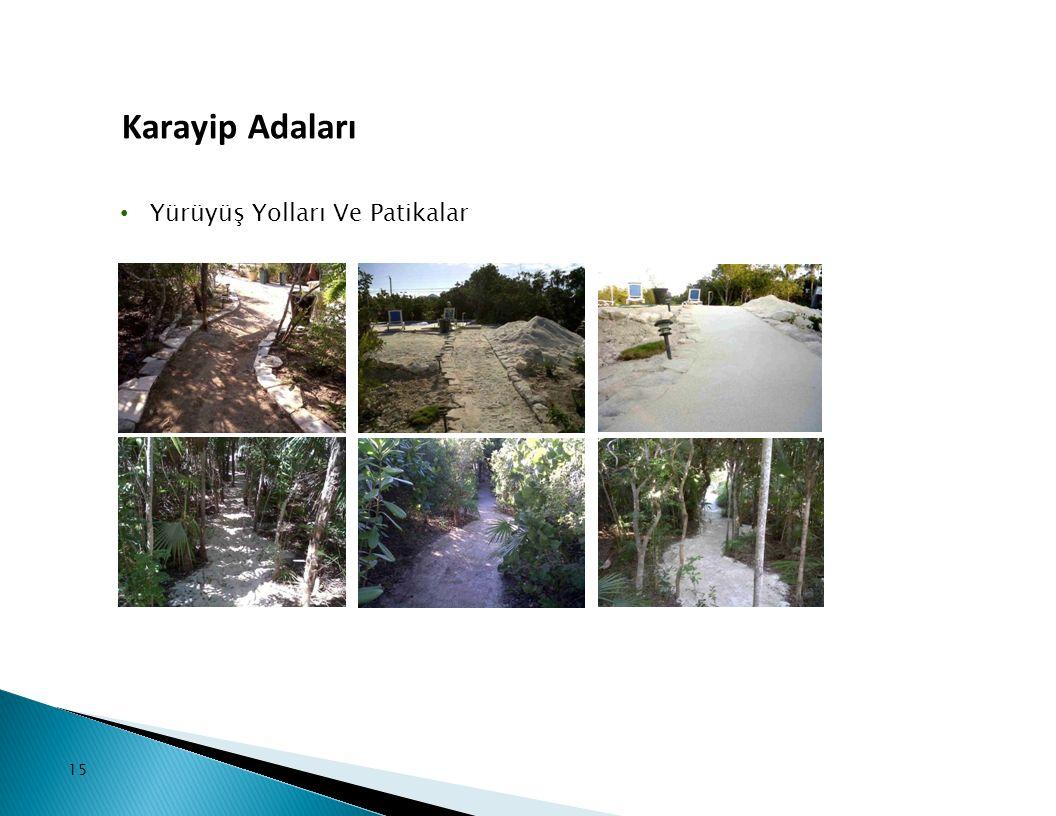 Karayip Adaları Yürüyüş Yolları Ve Patikalar